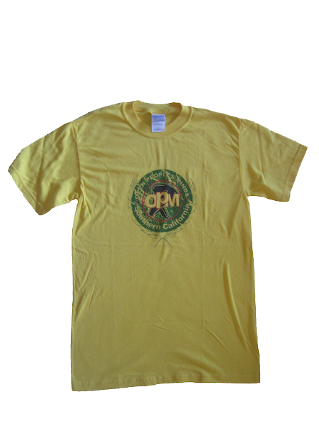 OPM T-Shirt - Open People's Minds
