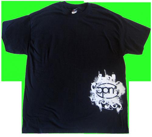 OPM Splatter T-shirt Image 0