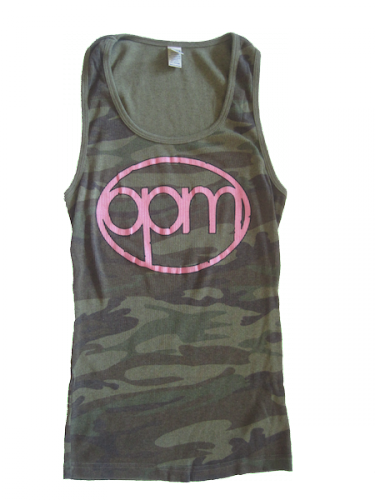 OPM 'Wife Beater' Vest Image 1